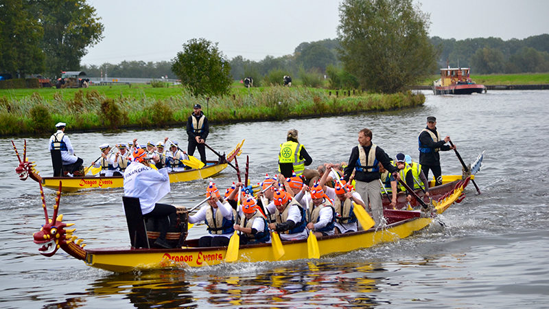 Drakenbootrace WE-link